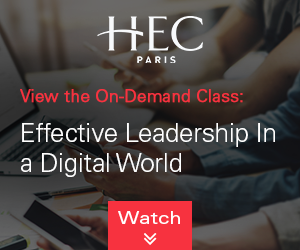 Effective Leadership In a Digital World